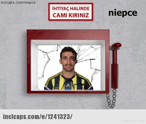 Fenerbahçe-Braga maçı capsleri