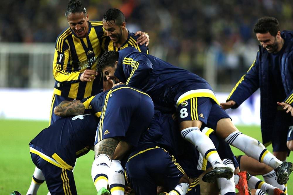 Fenerbahçe - Braga maçı Twitter'ı salladı