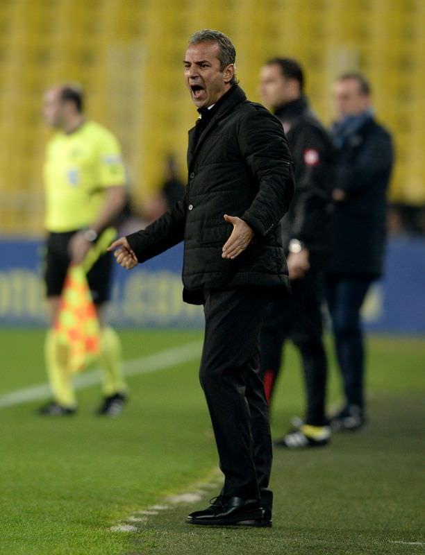Fenerbahçe - İ.Başakşehir maçından kareler