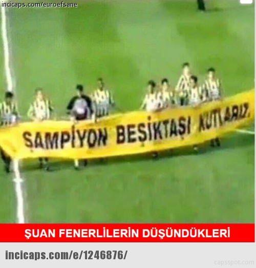 Fenerbahçe, Osmanlıspor'a puan kaybedince capsler patladı