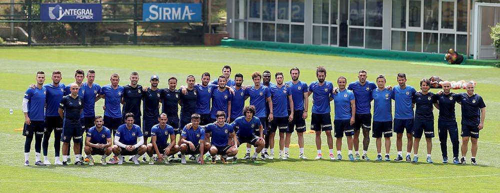 Fenerbahçe sezonu açtı