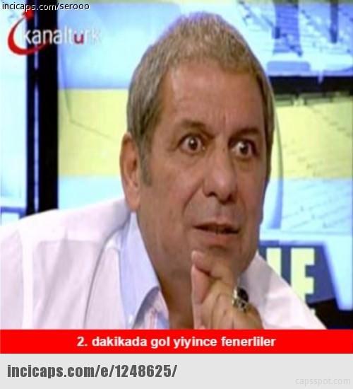 Fenerbahçe Torku Konyaspor maçının capsleri