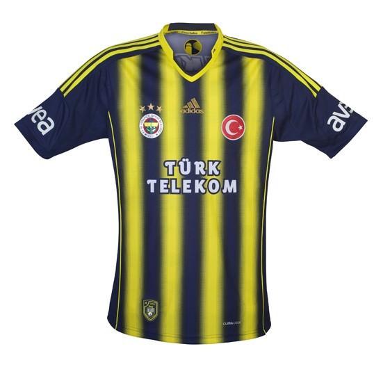 Fenerbahçe'nin 2013-2014 sezonu formaları