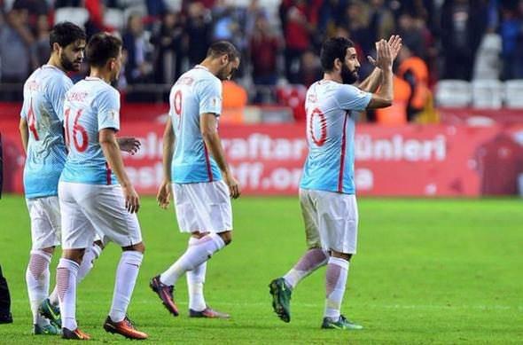 FIFA Dünya sıralaması açıklandı! Türkiye...