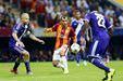 Galatasaray - Anderlect  maçının fotoğrafları