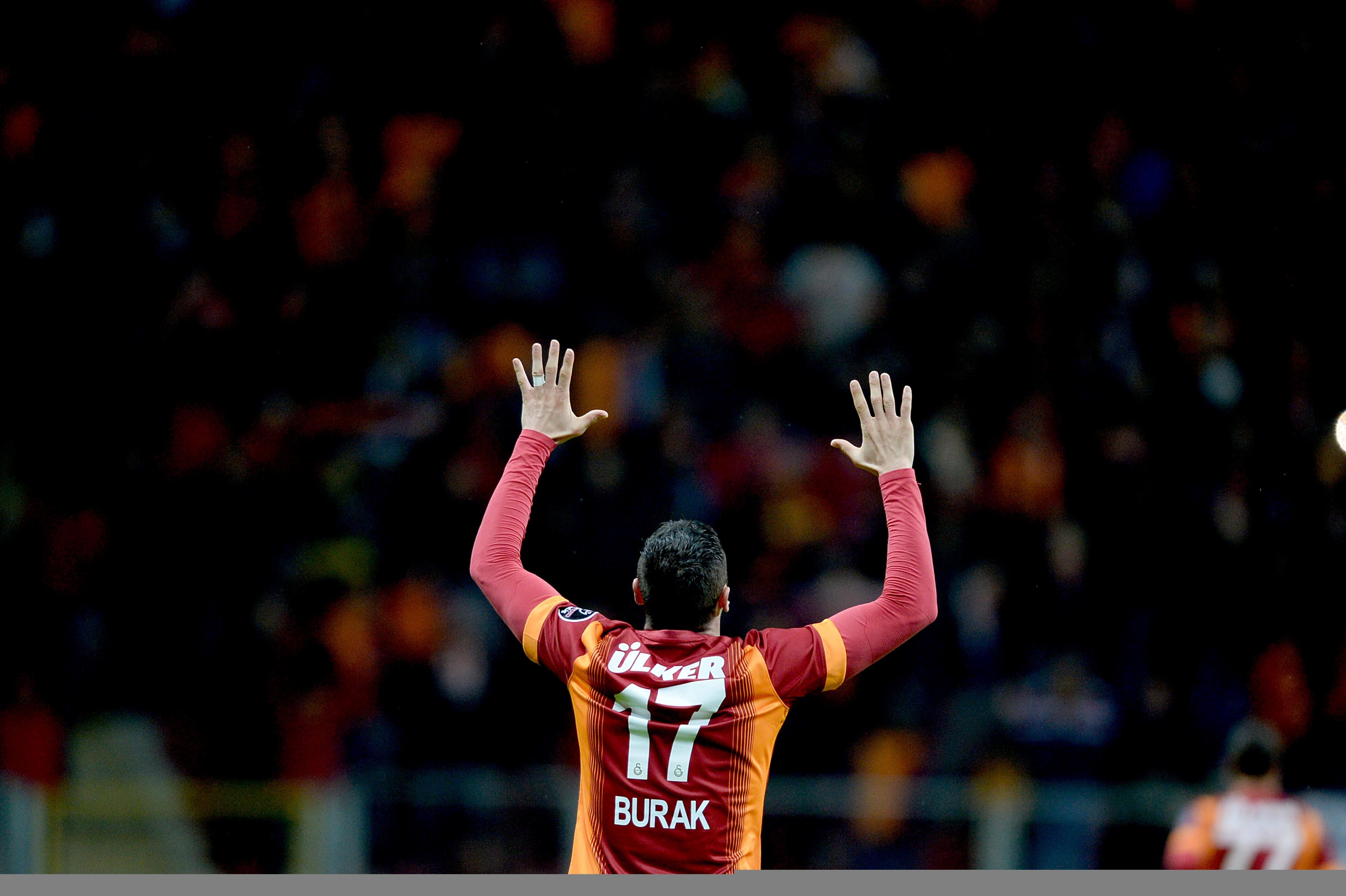 Galatasaray - Balıkesirspor maçının fotoğrafları