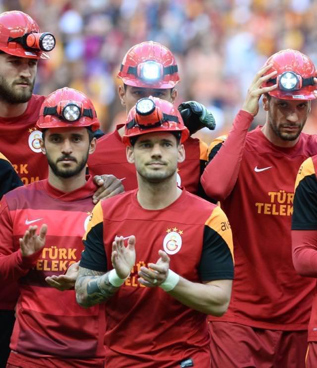 Galatasaray - K. Erciyesspor maçının fotoğrafları