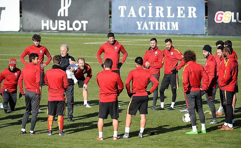 Galatasaray'a bonservissiz golcü