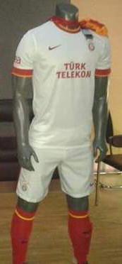Galatasaray'ın yeni formaları basına sızdı