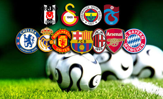 """IFFHS """"Dünyanın En İyi Futbol Takımları"""" sıralaması"""