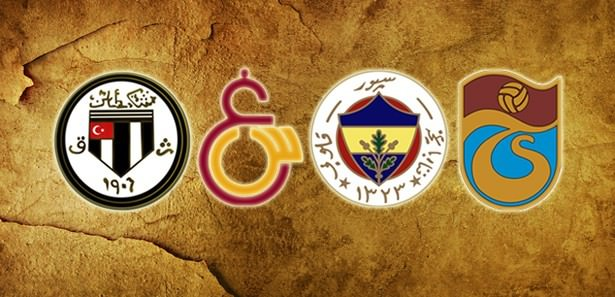 İşte geçmişten günümüze takımların logoları