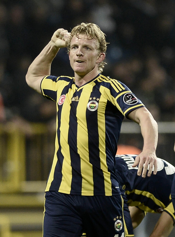 Kasımpaşa - Fenerbahçe maçının fotoğrafları