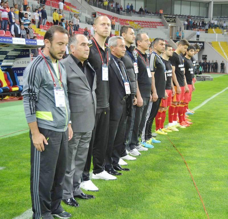Kayserispor - Fenerbahçe maçının fotoğrafları