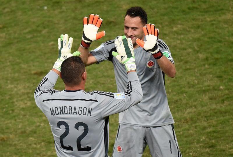 Mondragon, Dünya Kupası tarihine geçti