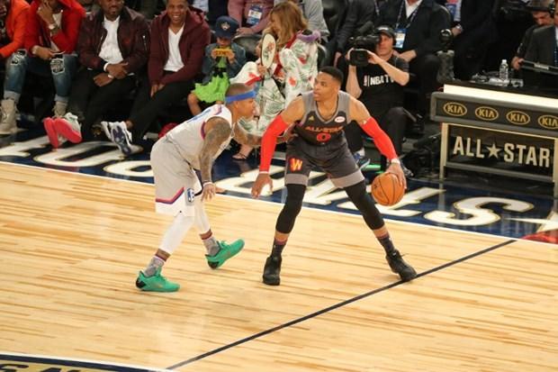 NBA All-Star 2017'den nefis kareler