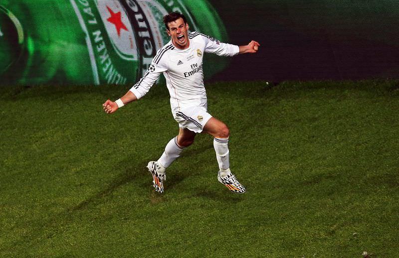 Şampiyonlar Ligi Kupası'nın sahibi Real Madrid