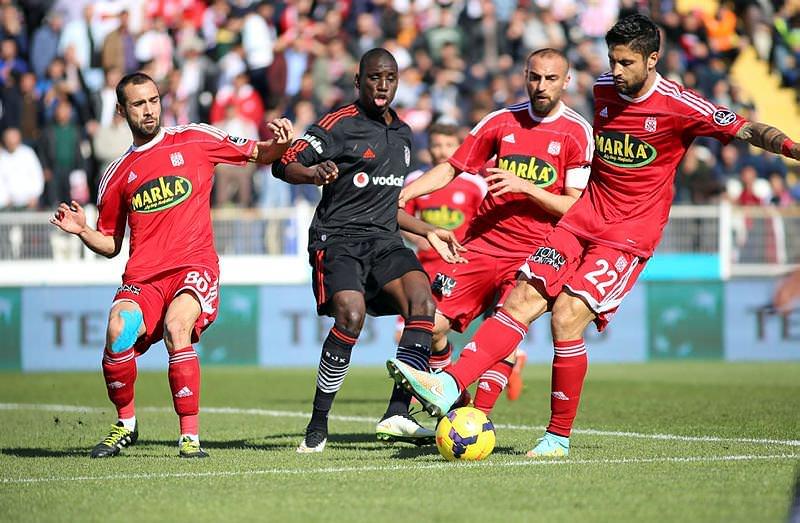 Sivasspor - Beşiktaş