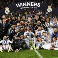S�per Kupa Real Madrid'in