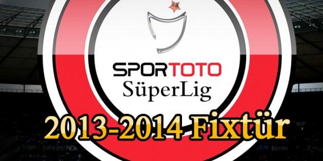 Süper Lig'in 2013-2014 sezonu fikstürü