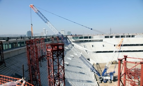 Timsah Arena'da son durum