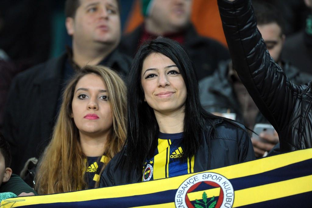 Torku Konyaspor - Fenerbahçe maçının fotoğrafları