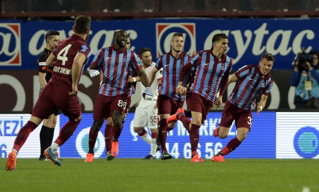 Trabzon'da 90+2'de saha karıştı!