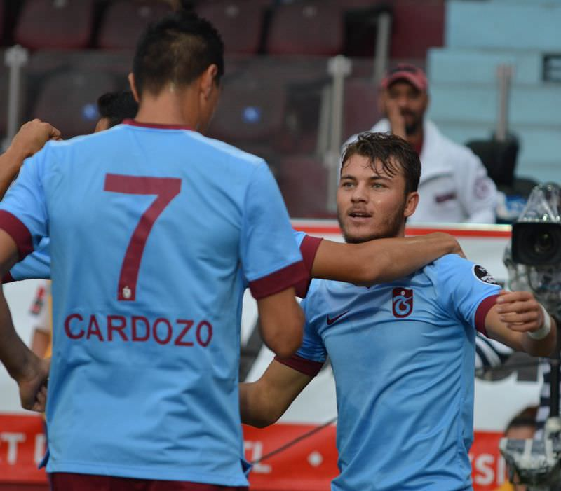 Trabzonspor -  Kas�mpa�a ma��n�n foto�raflar�