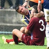 Trabzonsporlu futbolcunun hayat�n� kurtard�