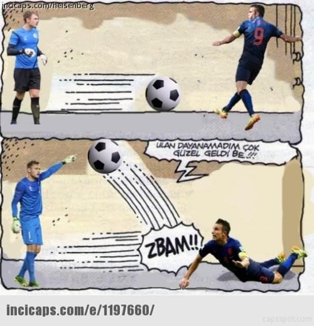 Türkiye-İzlanda maçının capsleri sosyal medyayı salladı!