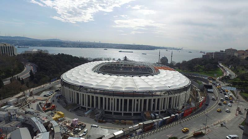 Beşiktaş'tan dev Vodafone Arena buluşması