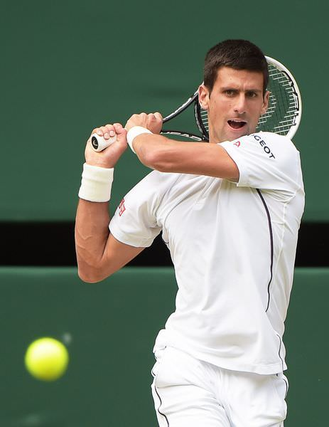 Wimbledon şampiyon Djokovic