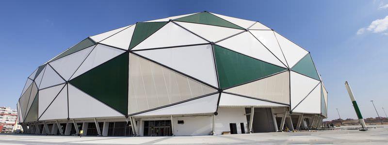 Yeni Konya Stadyumu tamamland�