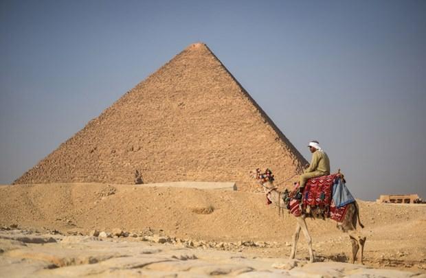 Giza Piramitleri'nde şaşırtan keşif