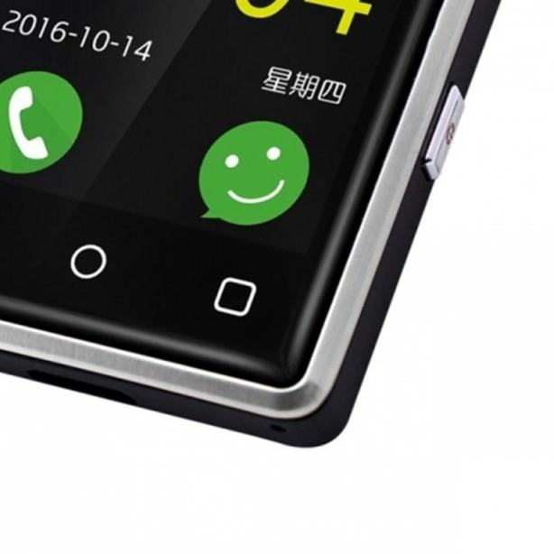 İşte dünyanın en küçük akıllı telefonu