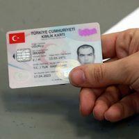 İşte yeni çipli kimlik kartları