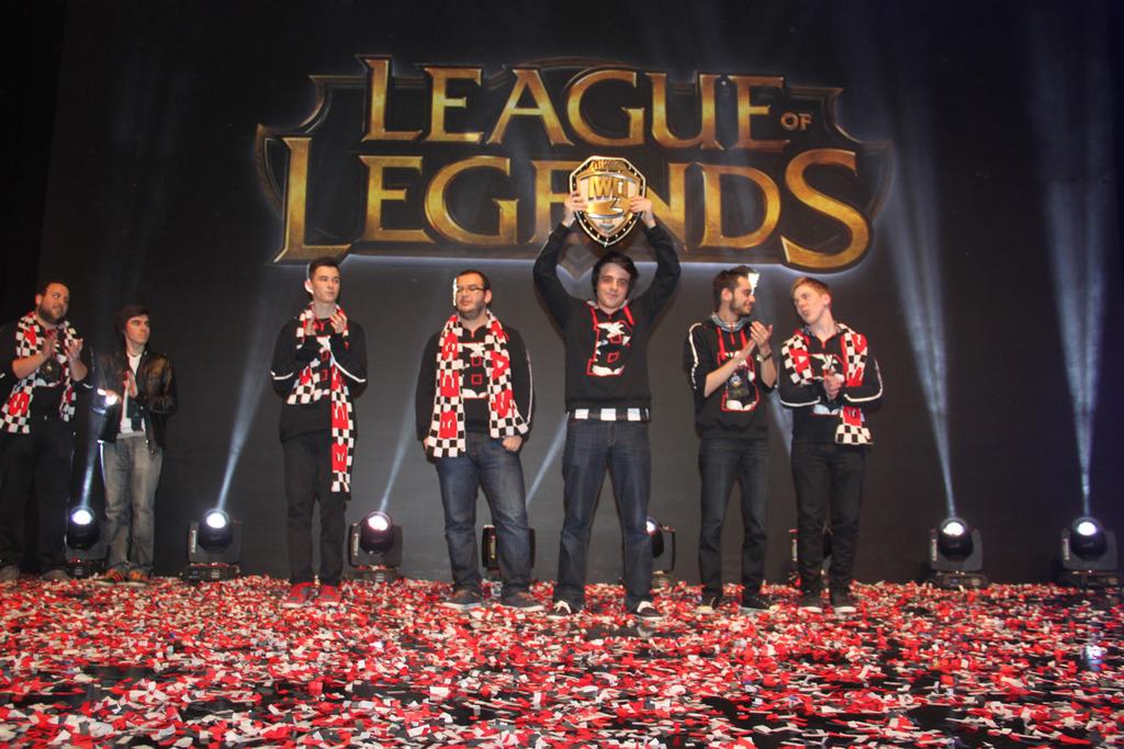 IWCI'de şampiyon Beşiktaş Espor
