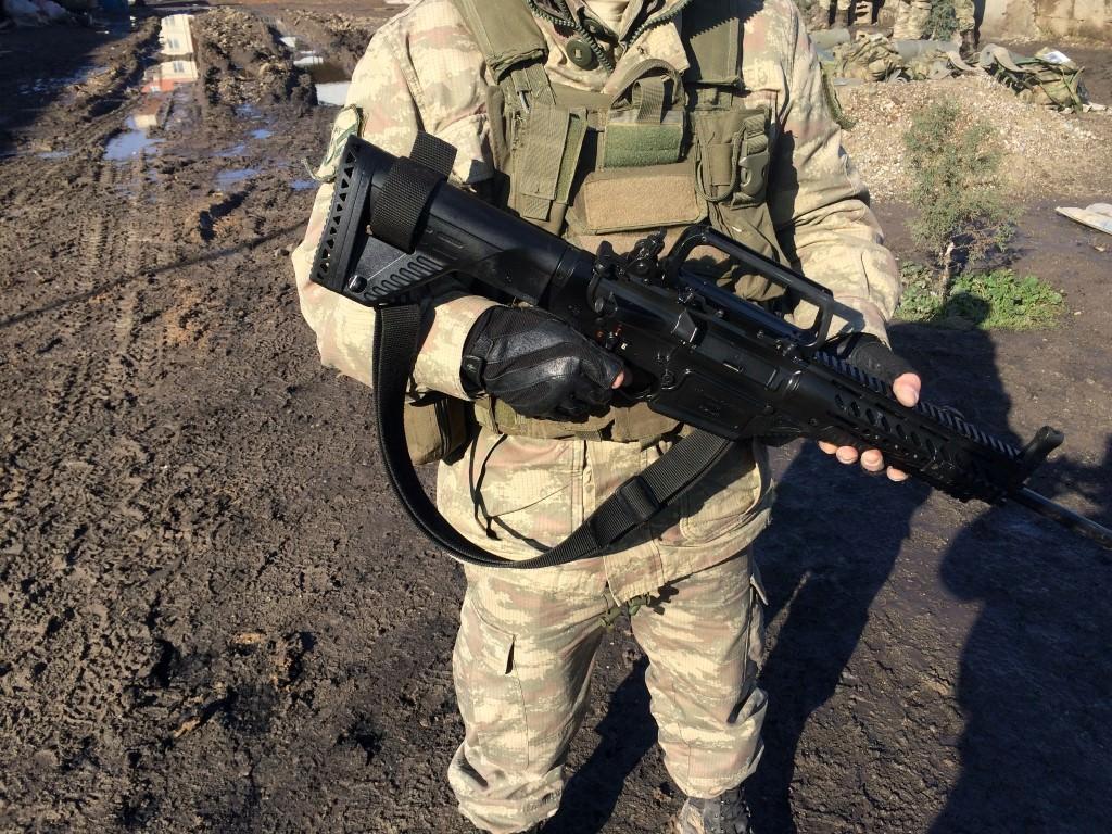 Milli tüfek MPT-76 fikri ışık ile ilgili görsel sonucu