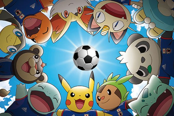 Pokemon çılgınlığı futbol dünyasında