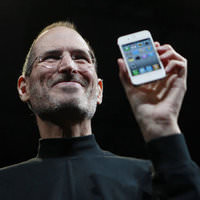 Steve Jobs'un dokundu�u son iPhone!