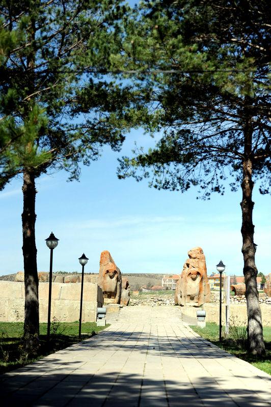 Alacahöyük'te Hitit kültürü yaşatılacak