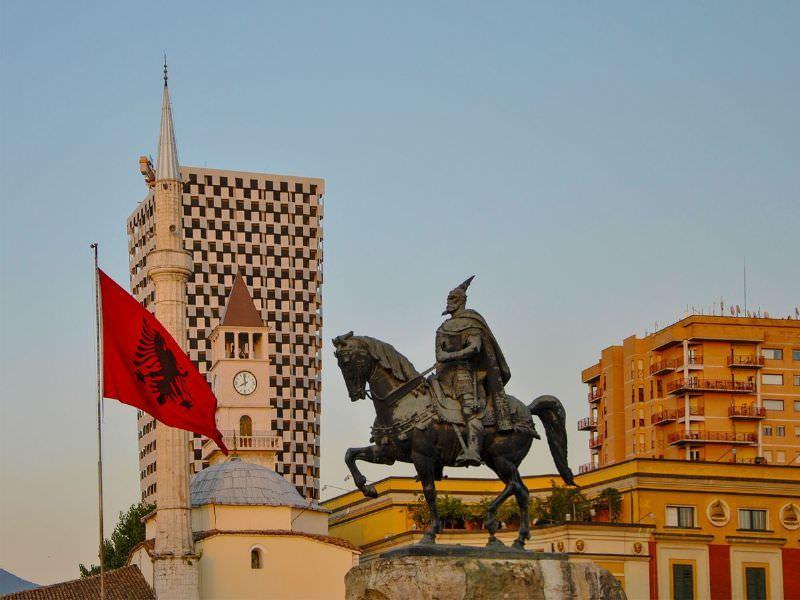 Balkanlardan muhteşem manzaralar