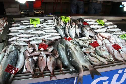 En ucuz ve en taze balık Fethiye'de