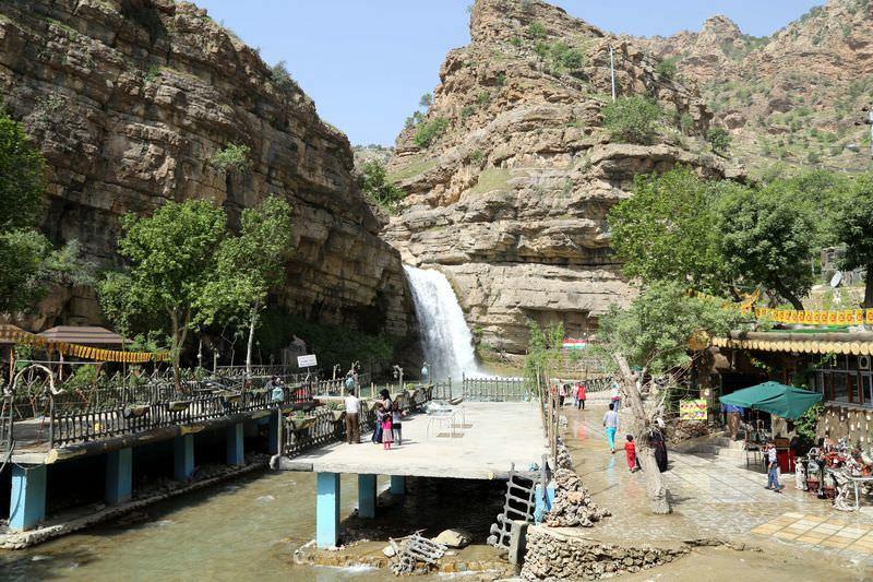 Irak'ın turizm incileri, Soran ve Revanduz