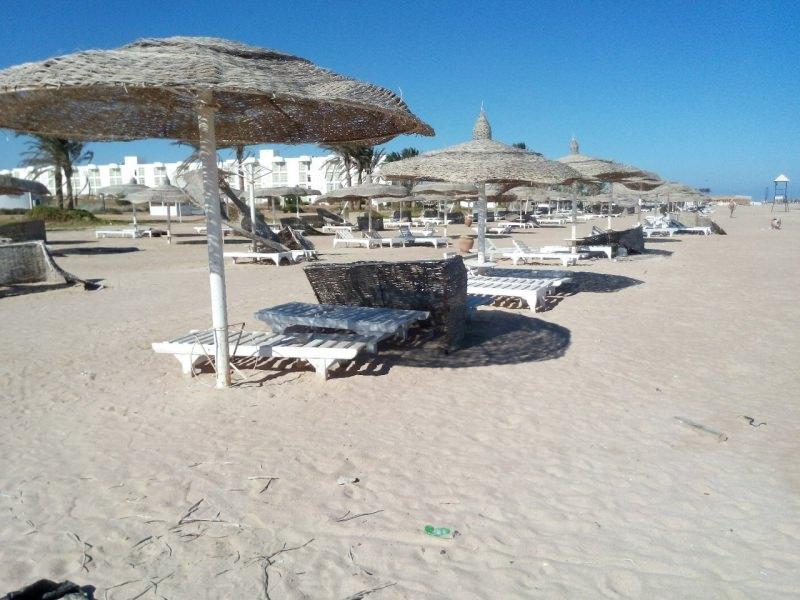 Mısır'ın terk edilmiş otelleri