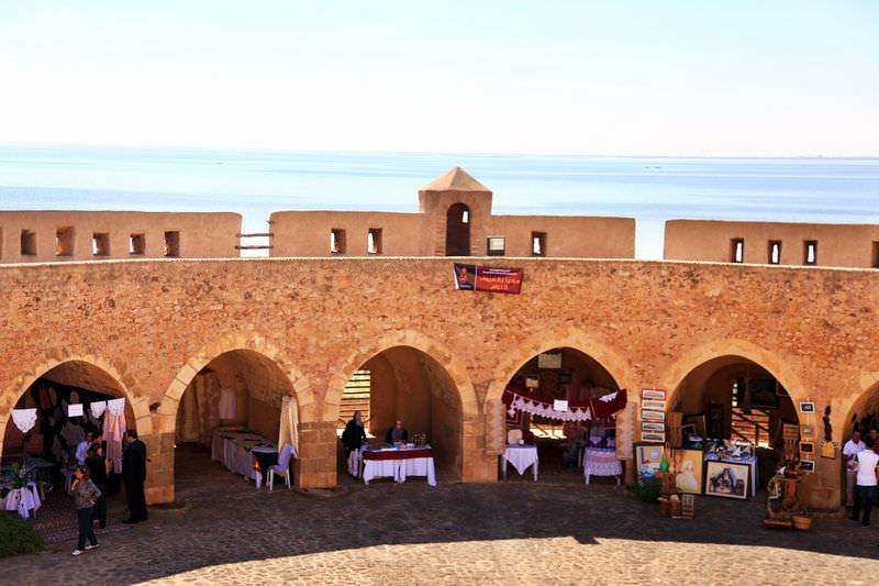 Osmanlı Kalesi Bab-ı Tunus