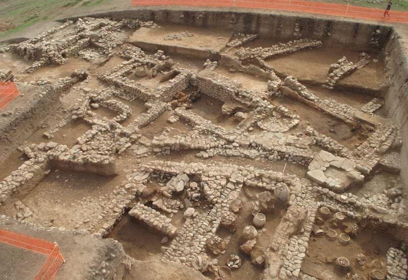 Roma İmparatorluğu'nun son kalesi bulundu