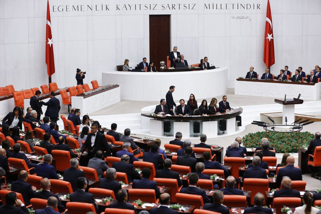 25. Dönem Milletvekilleri Ant İçme Töreni