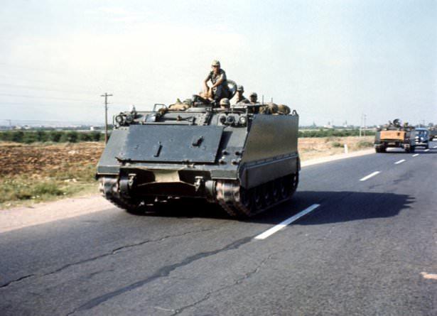 40'ıncı yıl dönümünde Kıbrıs Barış Harekâtı
