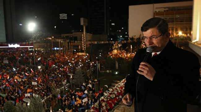 AK Parti'nin yüzde 80'i aştığı ilçeler