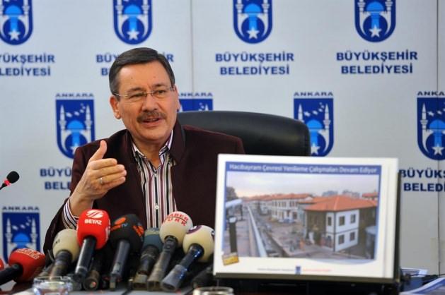 Ankara için düğmeye basıldı